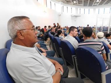 Vereadores aprovam proposta que viabiliza pavimentações