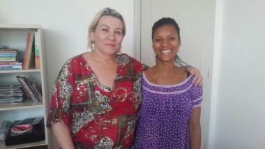 Nova médica cubana do Mais Médico chega à Urussanga