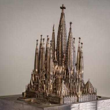 Exposição de Gaudí chega ao Brasil por Florianópolis