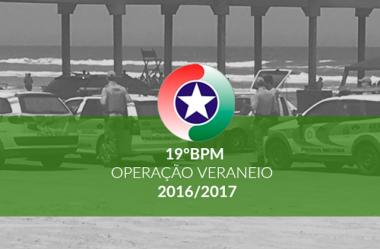 Polícia Militar divulga o balanço da Operação Veraneio