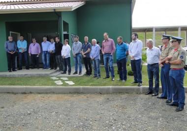 Obras de ampliação do Cirsures são inauguradas em Urussanga