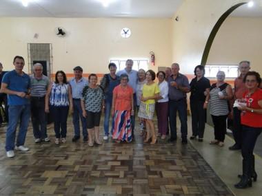 Baile da Terceira Idade é reiniciado em Urussanga