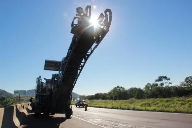 DNIT/SC inicia melhorias na BR-101 Sul em Sangão