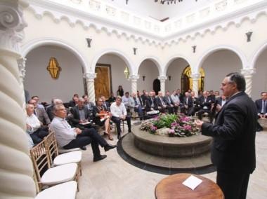 Colombo destaca importância do Fundam 2 para a economia