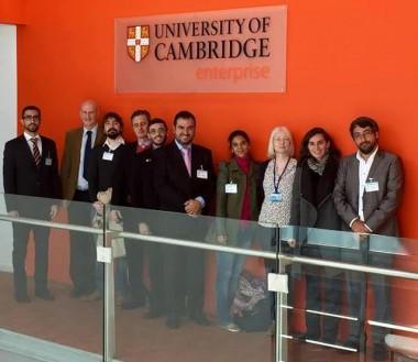 Centros de Cambridge recebem pesquisadores da Unisul