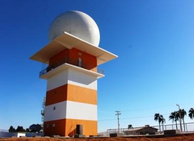 Radar Meteorológico será inaugurado dia 25 de agosto em Chapecó
