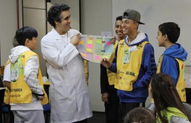 Udesc realiza ações simultâneas com jovens em seis cidades