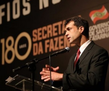 Renato Lacerda assume a Secretaria da Fazenda