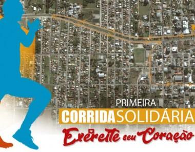 Corrida da Solidariedade percorrerá três bairros em Içara