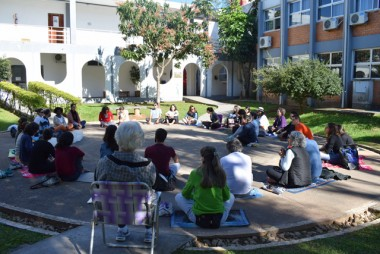 Udesc tem oficina de meditação aberta à comunidade