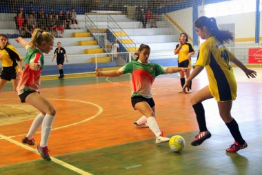 Etapa estadual dos Jesc 15 a 17 anos será em São Bento do Sul
