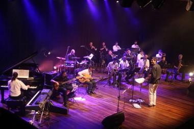 Joinville Jazz Big Band comemora cinco anos com Show