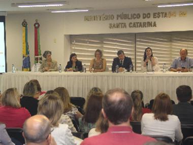 MPSC, SES e COSEMS promovem capacitação dos Consórcios Intermunicipais de Saúde