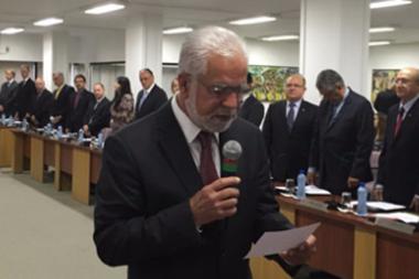 José Eduardo Orofino é reconduzido ao cargo de Ouvidor do MPSC