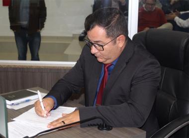 Vereador busca pavimentações para comunidades de Araranguá