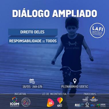 Inscrições abertas para Diálogo Ampliado sobre direitos das crianças e adolescentes