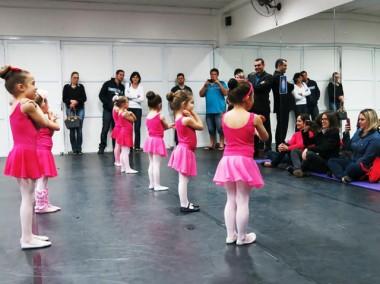 Festival de Balé Infantil: últimos ensaios antes da apresentação