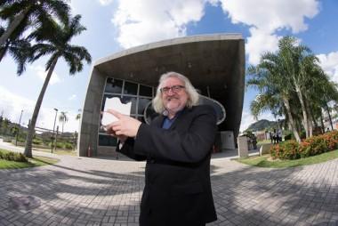 Curso da Unesc traz arquiteto Dietmar Starke, da RioUrbe, para Semana Acadêmica