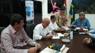 Balneário Rincão assina convênio para o Carnaval