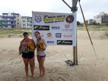Etapa do Beach Tênis reúne mais de 100 atletas