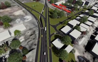 Entenda como ficará as obras executadas entre Criciúma e Içara
