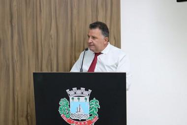 Vereador indica melhorias na Rua Arcanjo Calegari