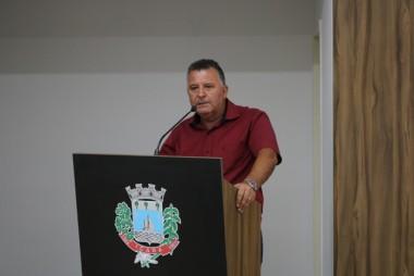Vereador Calegari pede atenção a Rua Djalma Escaravaco