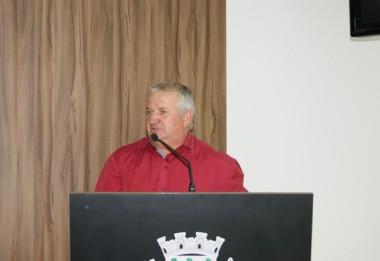 Vereador Mazzuchetti indica melhorias na infraestrutura