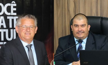 Mazzuchetti e Sapinho disputam presidência