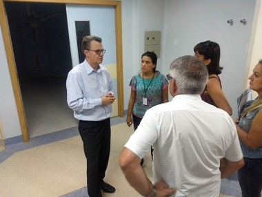 Governo inaugura ampliação no Hospital Santa Catarina em dezembro