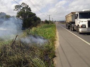 Vestiário da Associação Vila Nova em Içara é incendiado