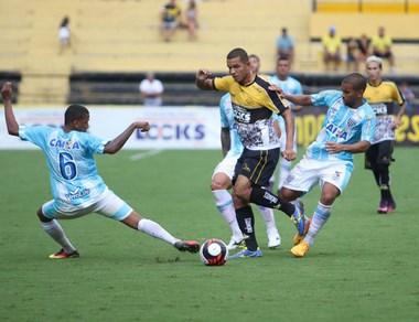 Criciúma perde para o Avaí no Campeonato Catarinense