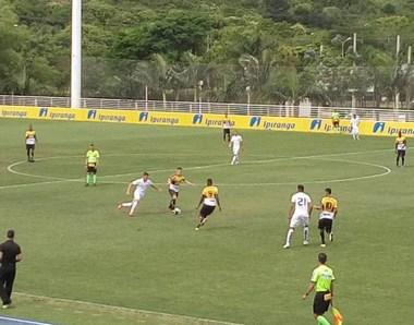 Criciúma perde para Santos na Copa Ipiranga