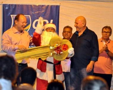 Içara abre programação de Natal quinta-feira (1) na praça