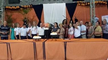 Escola Salete Scotti dos Santos festeja setenta anos