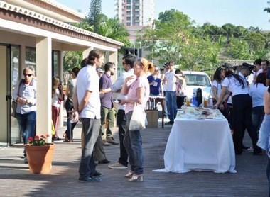 Encontro de jovens empreendedores expõe sabores de Içara