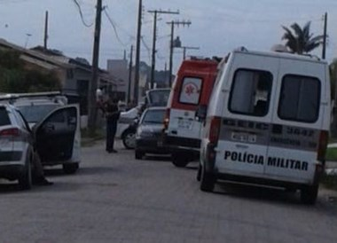Assaltante morre em troca de tiros com a Polícia Militar