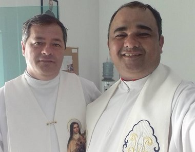 Padre Alex Serafim vai agora evangelizar em Tocantis