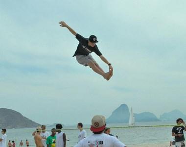 Alexandre Fenali participa do Open Tickline Pró em Curitiba
