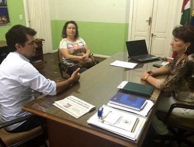 Salvaro discute gestão plena hospitalar em municípios da região