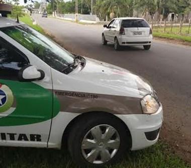 PM de Araranguá e Maracajá realiza Operação Varredura