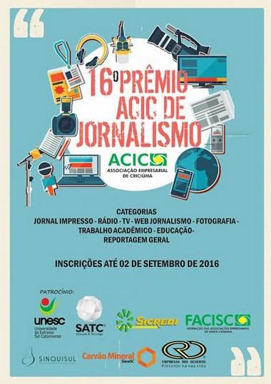 Prêmio de Jornalismo bate recorde com 158 trabalhos inscritos