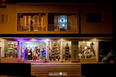 Inaugura nova loja Cazamix no centro de Urussanga
