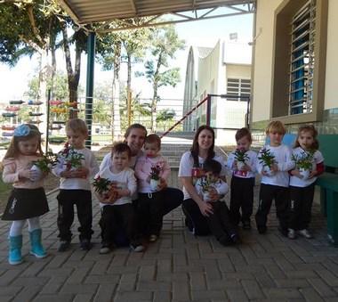 Turminha do Infantil da Satc ganha ilustração de autor de livro