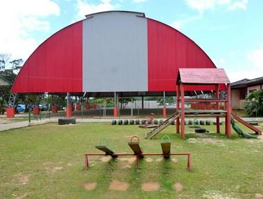Série de inaugurações contempla quatro escolas de Criciúma