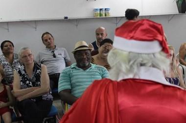 Unidos Contra o Câncer prepara festa de Natal para famílias