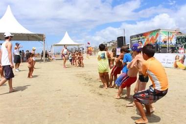 Segundo fim de semana do Verão Satc recebe mais participantes
