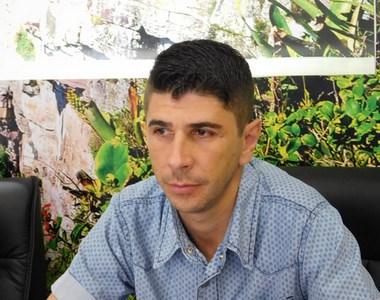 Rony da Silva pede palestras sobre o uso racional da água