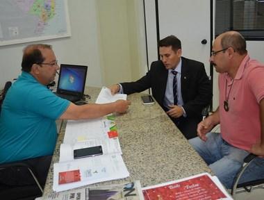 Assinada ordem de serviço para obras na Delegacia da Mulher