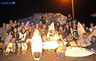 Verão inicia com Circuito Surf Treino Asbas no Arroio do Silva